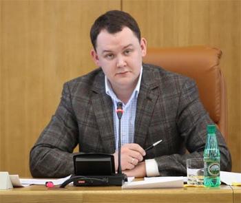 Депутат Горсовета Красноярска Волков Аркадий Сергеевич