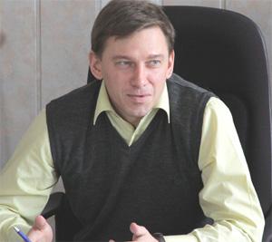 Глава Новоселовского района Володин Андрей Валерьевич