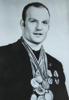 Известный советский и российский спортсмен Ярыгин Иван Сергеевич