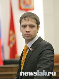 Депутат Законодательного Собрания Красноярского края Зырянов Владислав Валерьевич