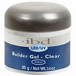 Укрепляющий прозрачный гель LED/UV Gel Clear, 56 г