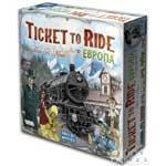 Настольная игра Билет в Европу