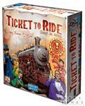 Настольная игра Билет на поезд: Америка