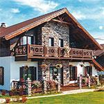 Дом - шале Гран Монте