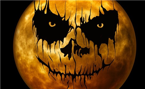Halloween rock fest