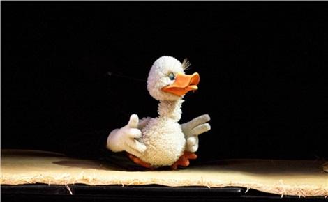 Кукольный спектакль «Гадкий утёнок»