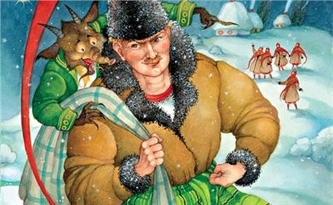 «Ночь перед Рождеством» в ТЮЗе