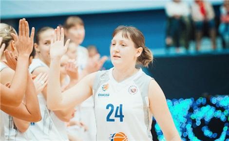 Баскетбол (женщины) «Енисей» - «Казаночка»