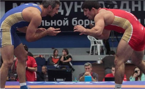 Иван Ярыгин