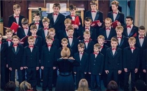 Хор мальчиков и юношей «Каприччио». Песни победы