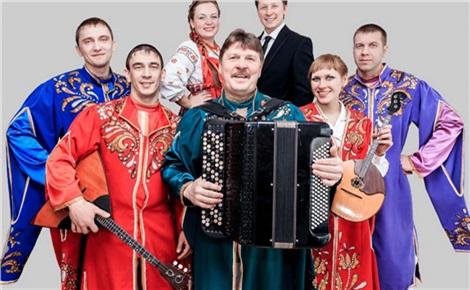 Ансамбль народных инструментов «Вольница»