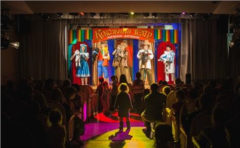 Детский музыкальный театр «Радуга». «Мои любимые сказки»