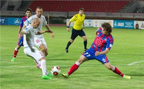 Футбол: «Енисей» – «Кубань»