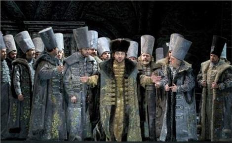 «Борис Годунов» в первой авторской редакции