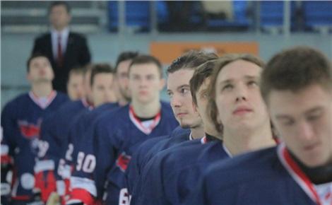 Хоккей: «Сокол» – «Нефтяник»