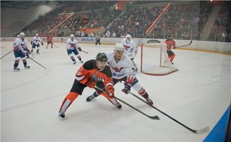 Хоккей: «Сокол» – «Ермак»