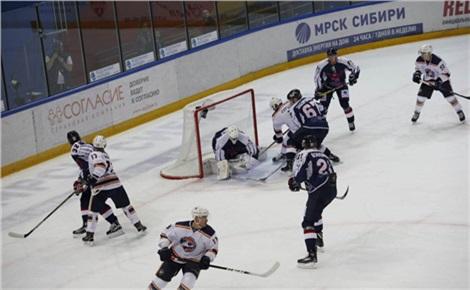 Хоккей: «Сокол» – «Торос» (Нефтекамск)