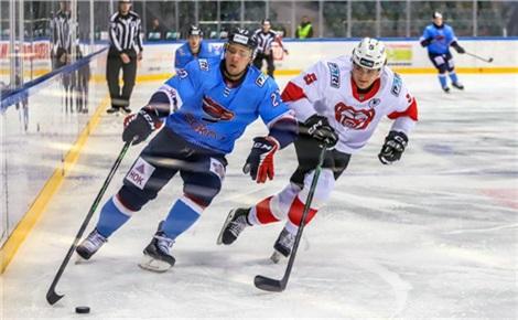 Хоккей: «Сокол» – «Молот-Прикамье» (Пермь)
