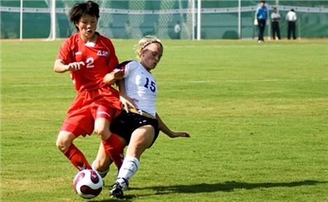 Футбол (женщины): «Енисей» – «Звезда-2005»