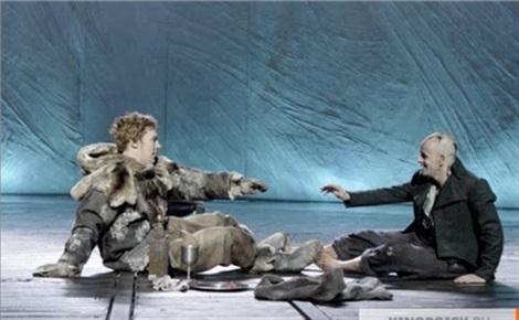TheatreHD: Франкенштейн: Джонни Ли Миллер