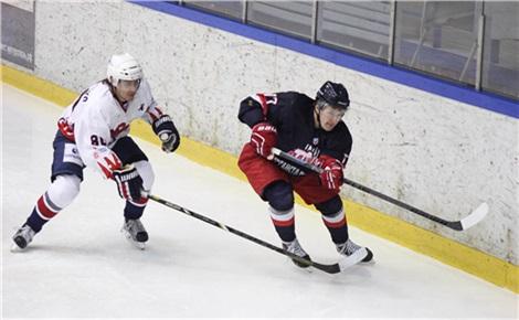Хоккей: «Сокол» – «Зауралье»