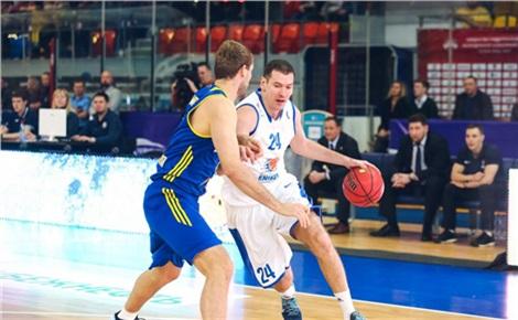 Баскетбол: «Енисей» - «Динамо Сассари»