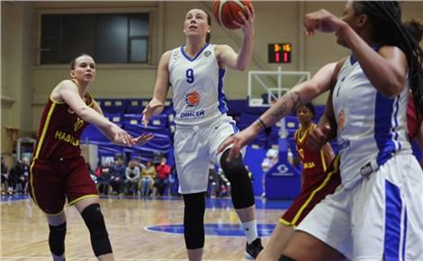 Баскетбол: ЖБК «Енисей» – «Надежда»