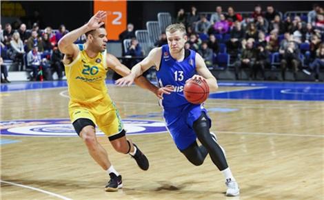 Баскетбол: «Енисей» – «Астана»