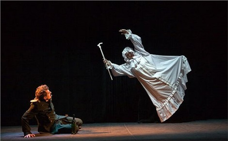 «Пиковая дама» в Театре кукол