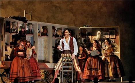 TheatreHD: Севильский цирюльник