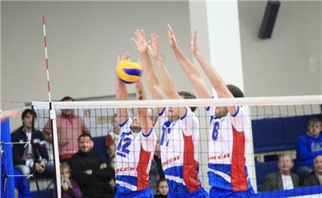 Волейбол: «Енисей» - «Ярославич»
