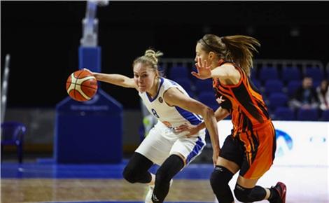 Баскетбол: ЖБК «Енисей» – «УГМК»