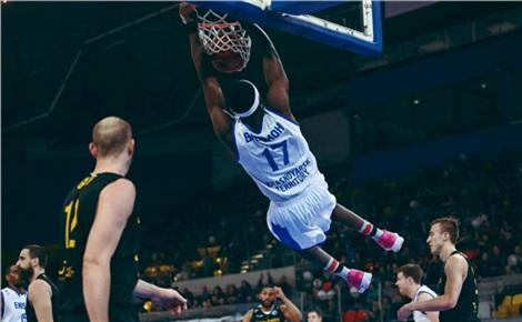 Баскетбол: «Енисей» – «Мурсия»