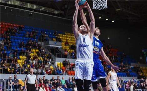 Баскетбол: «Енисей» – «Калев»