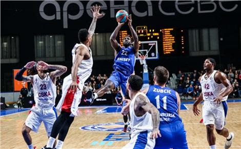 Баскетбол: «Енисей» – «ЦСКА»