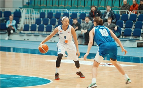 Баскетбол: «Енисей» – «Спартак»