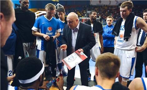 Баскетбол: «Енисей» - «Ольденбург»