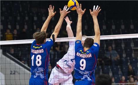 Первенство Красноярского края по волейболу