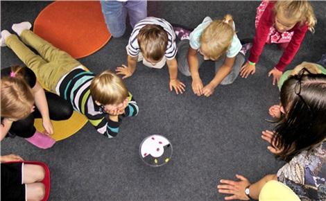 Детский клуб в ТРЦ «Планета»