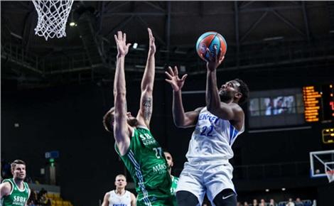 Баскетбол: «Енисей» - «Нижний Новгород»