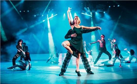 Всемирный день танца ТРЦ «Планета»