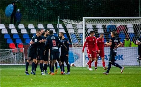 Футбол: «Енисей»— «Спартак-2»
