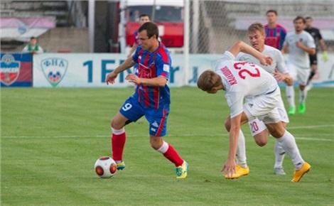 Футбол: «Енисей»— «Сибирь»