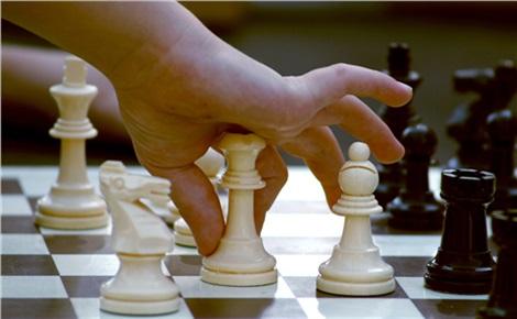Шахматный клуб в Доме ученых