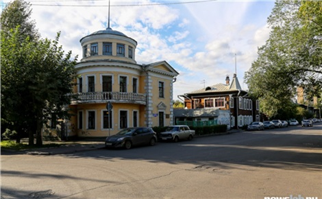 Красноярск: далёкий и близкий