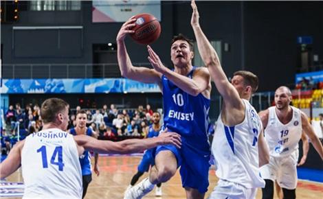 Баскетбол: «Енисей» – «Зенит»