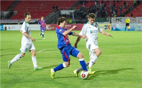 Футбол: «Енисей» - «Урал»
