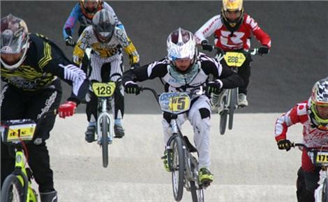 Велоспорт ВМХ