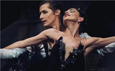 Лебединое озеро от труппы «Русский балет»