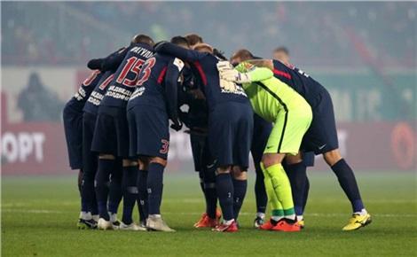 Футбол: «Енисей» – «Краснодар-2»